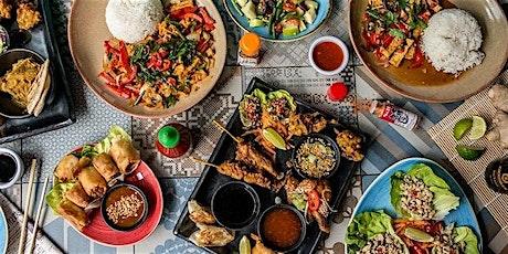 Tampopo Vegetarian Taste Tour @ Trafford Centre - £18 tickets