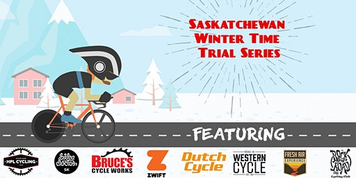 Saskatchewan Winter Time Trial Series at Western Cycle - March 07th
