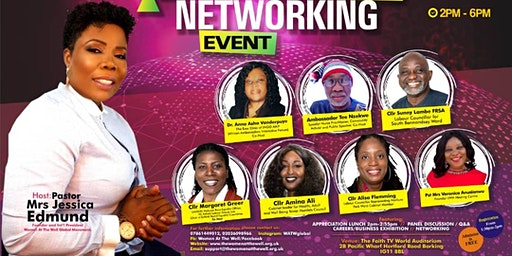Empowering to Influence Change Networking Event