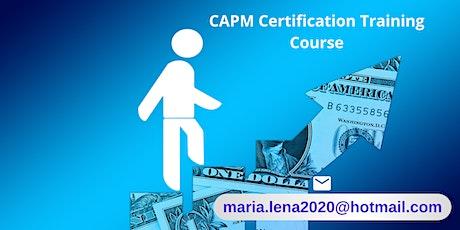 CAPM Certification Training Course in Richmond, VA tickets