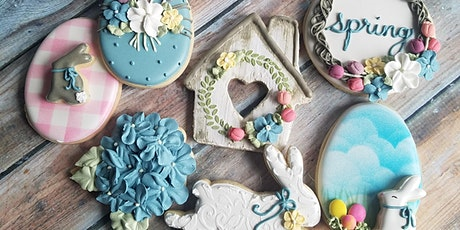 Intermediate Cookie Decorating - Easter tickets