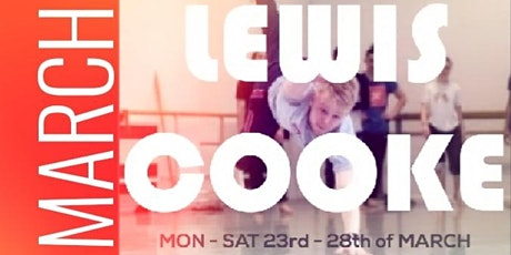 House of Mass/ Perception Series March/ Lewis Cooke tickets
