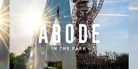 ABODE In The Park 2020 tickets