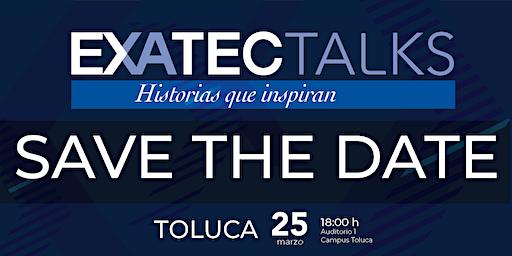 EXATEC Talks Toluca 2020