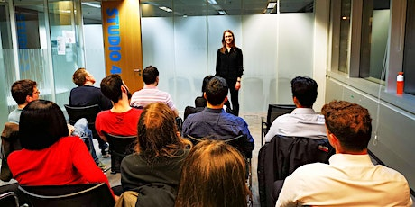 Public Speaking Practice Mondays (Free for first-timers) tickets