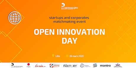 Open Innovation Day billets