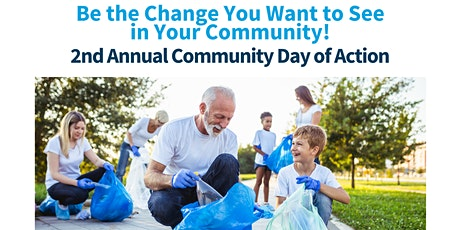 2nd Annual Community Day of Action tickets