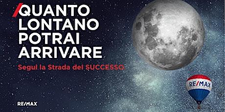 SEGUI LA STRADA DEL SUCCESSO, DIVENTA UN AGENTE IMMOBILIARE 4.0 biglietti