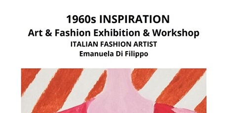 """1960's Fashion - Vintage Inspiration"" tickets"