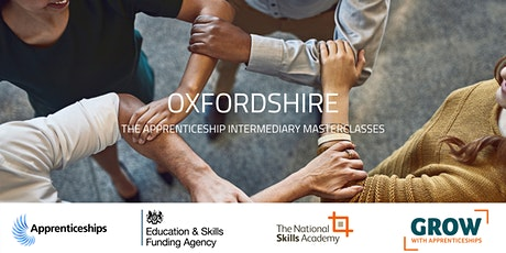 Apprenticeship Intermediary Masterclass: Oxford tickets