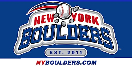 Hudson Valley P-Tech Night at the New York Boulders tickets