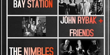 John Rybak & Friends, Bay Station,The Nimbles @ The Fireside tickets