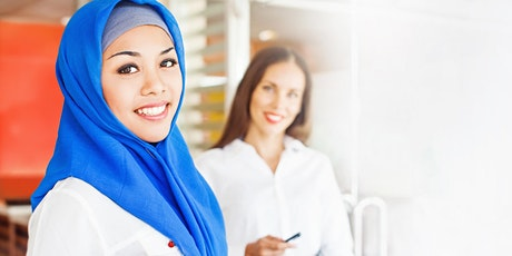 INNOVATIVE NEW EMPLOYMENT PROGRAM FOR NEWCOMER WOMEN tickets