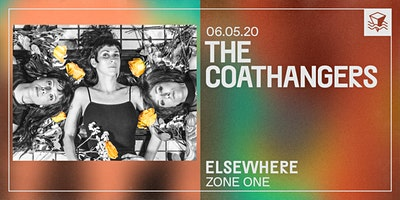 The Coathangers @ Elsewhere (Zone One)