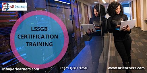 LSSGB Certification Training in Salina, KS,USA