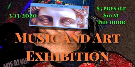 Friday the 13th: Music & Art Exhibition tickets
