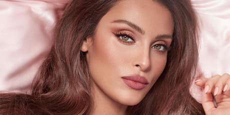 Charlotte Tilbury Make Up Masterclass tickets