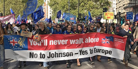 What now for pro-Europeans?  How do we hold Brexiter's promises to account? tickets