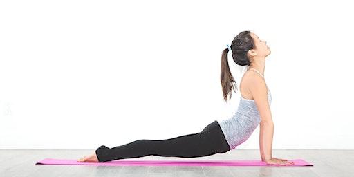 Yoga Gratis-Schnupper Stunde