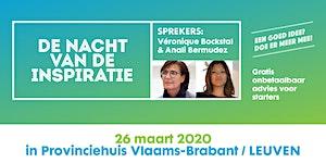 Bizidee Nacht van de Inspiratie - 26.03.2020 Leuven