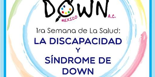 1° Semana de la salud :La discapacidad Síndrome de Down
