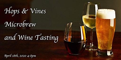 Hops & Vines Microbrew & Wine Tasting