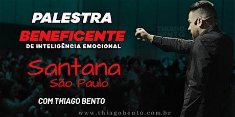PALESTRA GRÁTIS DE INTELIGÊNCIA EMOCIONAL - SANTANA - SÃO PAULO 12/03/2020 ingressos