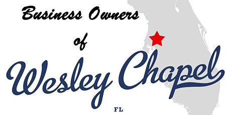 Wesley Chapel Business Networking Lunch tickets