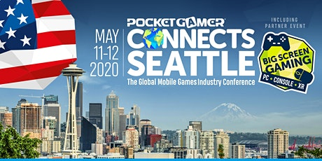 PG Connects + Big Screen Gaming Seattle 2020 tickets