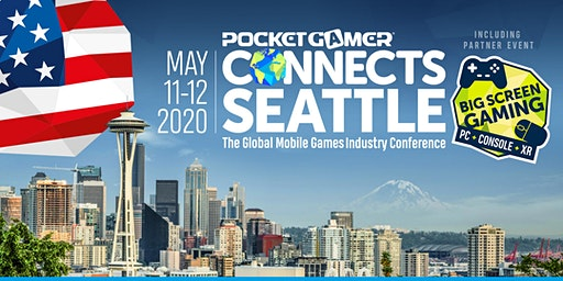 PG Connects + Big Screen Gaming Seattle 2020