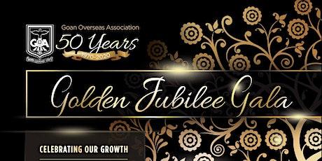 G.O.A. Golden Jubilee Gala tickets