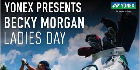 Ladies Golf Exhibition with European Tour Professional Becky Morgan tickets