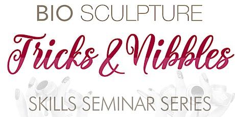 Tricks & Nibbles Skills Webinar  - The Art of Sculpting with  Evo (AM) tickets