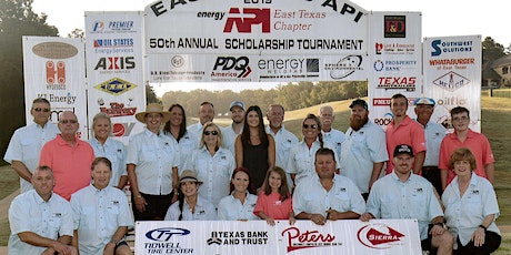 51st Annual East Texas API Golf Tournament at Tempest Golf Club tickets