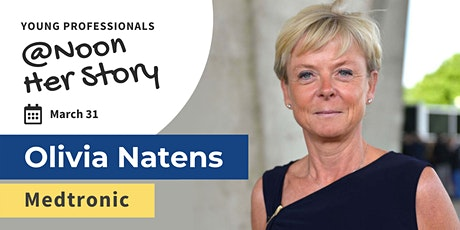 YP@Noon presents Her Story: Olivia Natens tickets