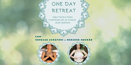 ONE DAY RETREAT ingressos