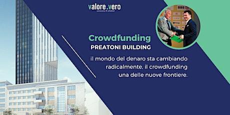 Crowdfounding Preatoni Building biglietti