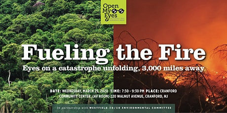 OME Film Screening and Discussion -- Fueling the Fire tickets