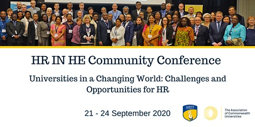Universities in a Changing World: Challenges and Opportunities for HR