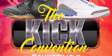 The Kick Convention tickets