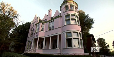 The Pink Palace - Dining At The Mansions - 2020