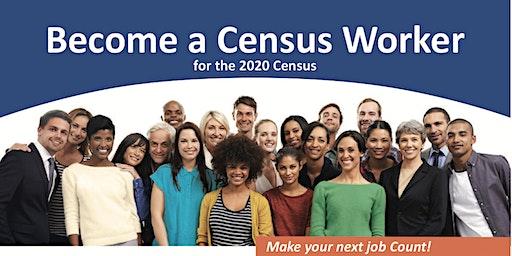 Dubuque Census 2020 Hiring Events
