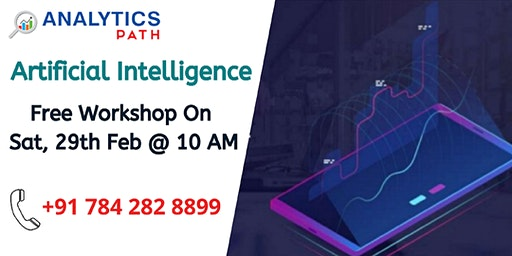 Attend Free Artificial intelligence Workshop To Boost Your Analytics Career