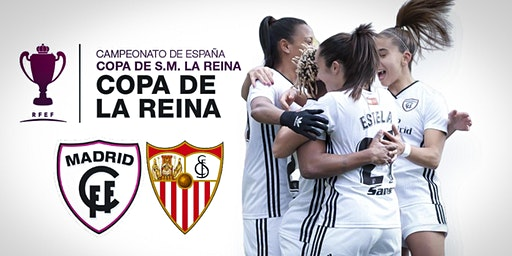 MADRID CFF - Sevilla FC