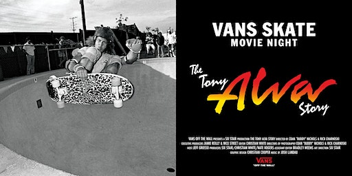 Vans Skate Movie Premiere Rotterdam - The Tony Alva Story