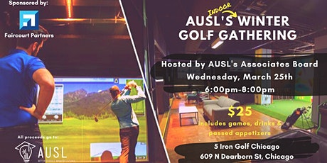 AUSL Associates Board  Indoor Golf  Social tickets
