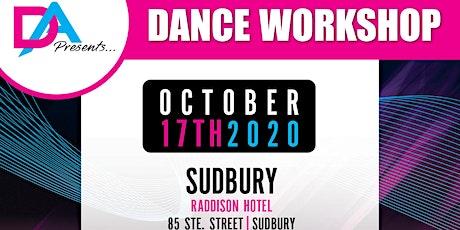 Dance Attack Sudbury tickets