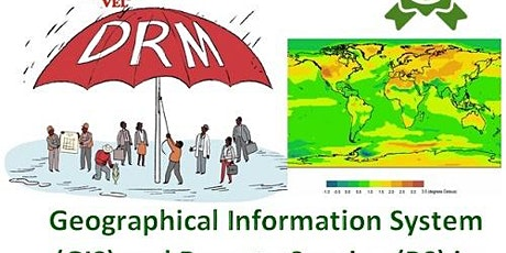 GIS and Remote  RS in Disaster  Risk Management tickets