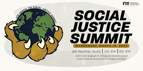 Social Justice Summit tickets