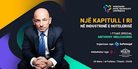 Worldwide Hotel Technology Conference: Tiranë, 8 Maj 2020 tickets